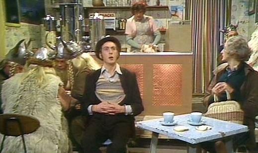 """Monty Python """"Spam"""" skit"""