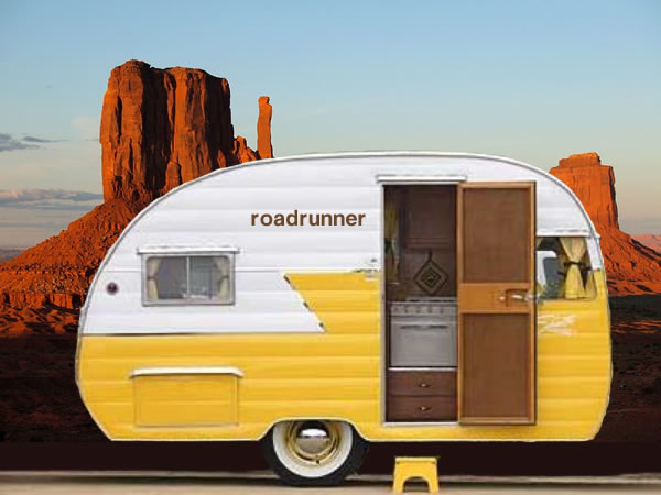 your website is like a camper
