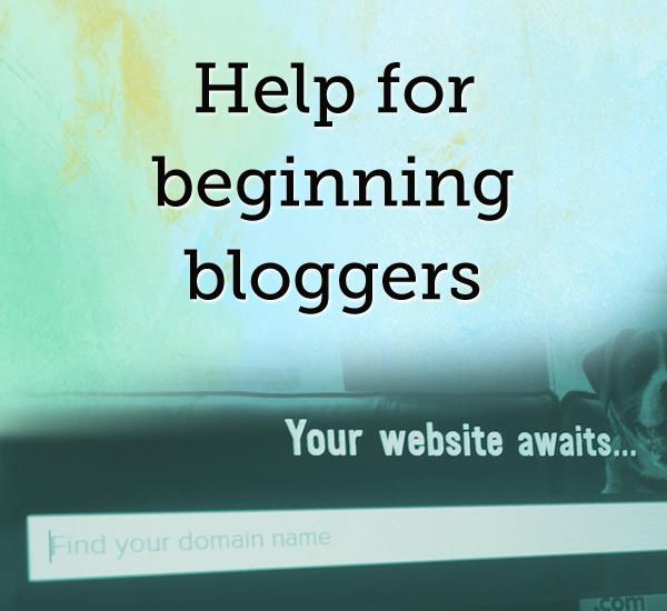 WordPress help for bloggers